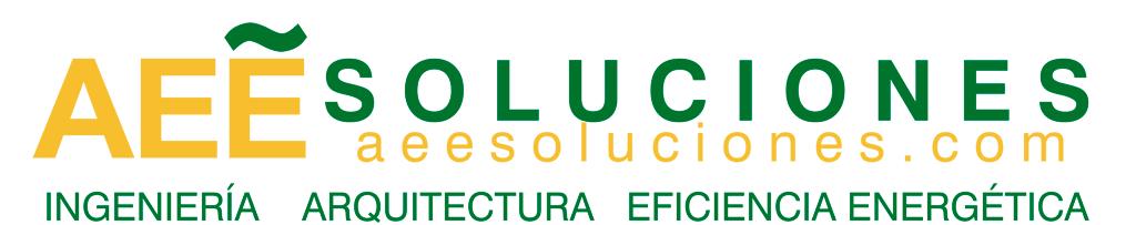 AEE Soluciones. Ingeniería, arquitectura y eficiencia energética