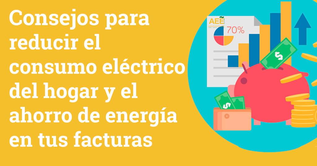 Consejos eficiencia energética