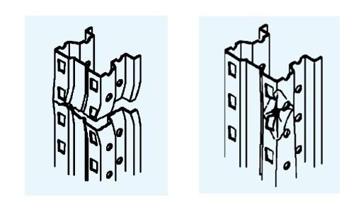 diseño aee soluciones bastidores daños
