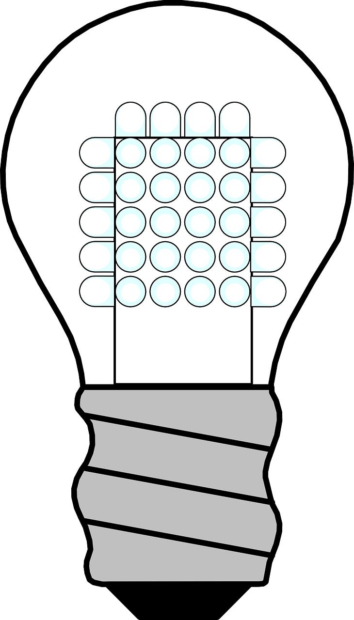 cambiar iluminacion led ahorro