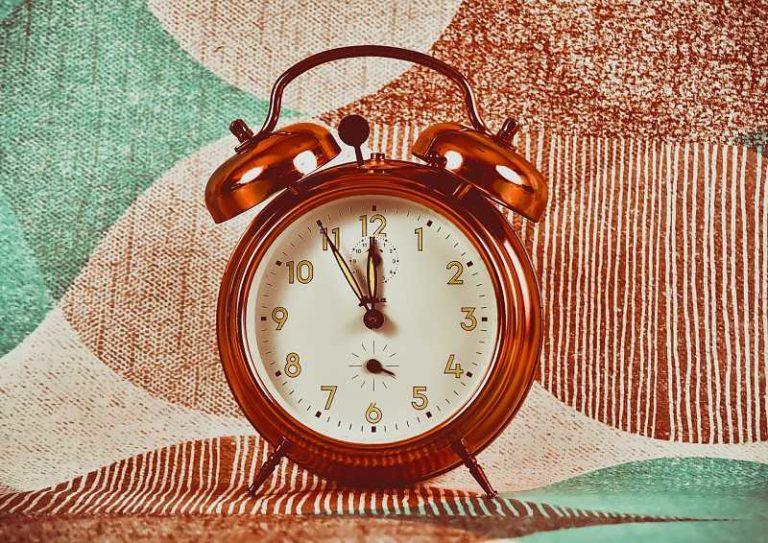 El cambio de hora contribuye al ahorro enérgetico