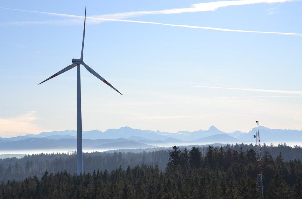 La energia eolica europea tiene al reino unido como principal inversor