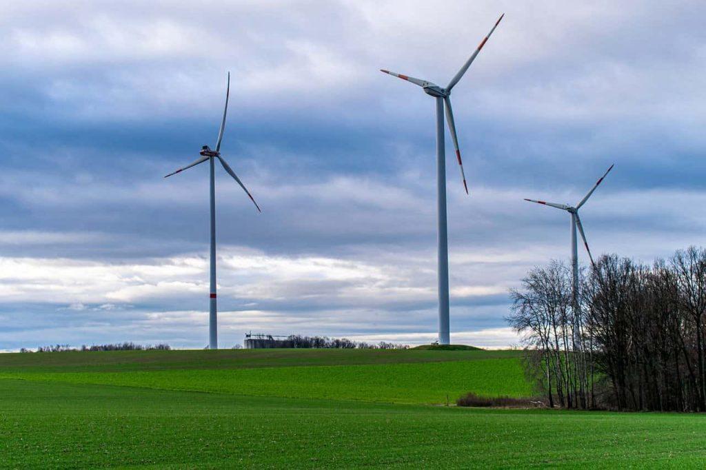 la energia eolica se verá beneficiada por el hidrogeno verde